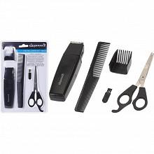 Tondeuse + accessoires pour cheveux et barbe
