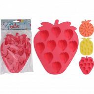 Bac à glaçons forme fruit