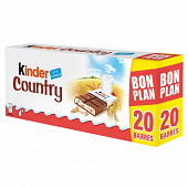 Kinder country t10x2 470g