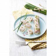 Aspic buchette jambon asperges 130g