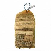 Filet bois de chauffage 50dm3/50cm
