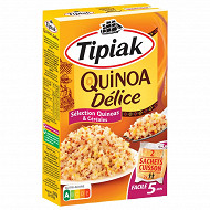 Tpiak quinoa délice 240g