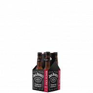 Jack daniels & cola 4x33cl 5.5%vol
