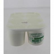 Faiselle individuelle au lait pasteurisé 6x100g 6%mg
