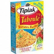Tipiak taboulé tomate 350g offre découverte