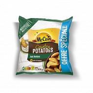 Mccain country potatoes 910gr