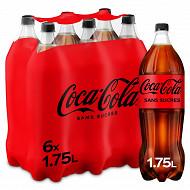 Coca-Cola zéro 6x1.75l