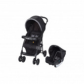 Poussette DUO Taly 2 in 1 Black Chic