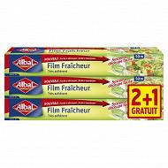 """Film Fraicheur 50m x3 """"2+1 Offert"""""""