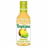 Tropicana ananas citron vert pet 90cl
