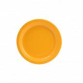 8 Assiettes ebn carton 0 18 cm orange