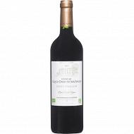 Saint-Emilion Rouge Bio Château Grand David de Mauvinon Cuvée Vieilles Vignes 13% Vol. 75cl