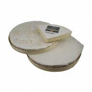 Brie de meaux aop 1/2 affiné lait cru