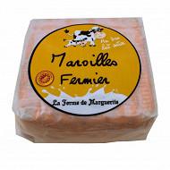 1/4 de maroilles ferme de marguerite 180g