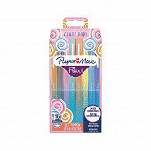 Papermate 16 feutres flair candy pop assortis fun