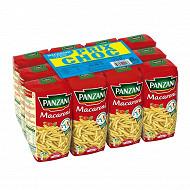 Panzani pates macaroni 500gx12 prix choc