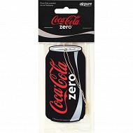 Coca-cola zero canette 2d