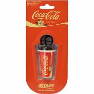 Auto pratic coca-cola vanille 3d