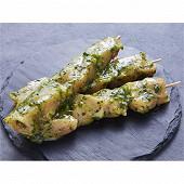 Brochette filet de dinde à la provençale