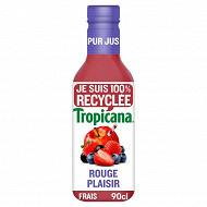 Tropicana cassis fraise myrtille pet 90cl