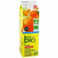 Nature bio jus 3 agrumes bio 1l