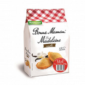 Bonne Maman la madeleine vanille 12+2 offertes 350g