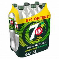 7up mojito 5x1.5l + 1 offert