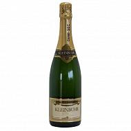 Crémant d'Alsace demi-Sec Kleinbuhr 11.5% Vol. 75cl
