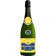 Champagne gh martel brut coeur de cuvée millésime 75cl 12%vol