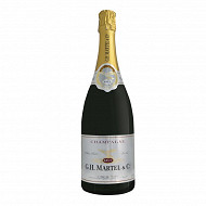 Champagne martel argent brut 12%vol 150cl