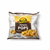 Mccain potato pop's 500 GR