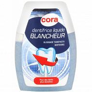 Cora dentifrice liquide blancheur flacon 75ml