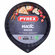 Pyrex moule à tarte 30cm magic