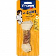 Vitakrafg os à mâcher noué + poulet taille l x1