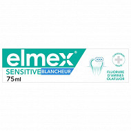 Elmex dentifrice sensitive blancheur 75ml