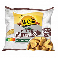 Mccain country potatoes express 500 gr