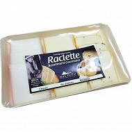 Raclette 360g 3 saveurs chèvre vin d'arbois