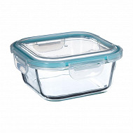 Boîte en verre carrée 800 ml