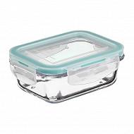 Boîte en verre rectangulaire 800 ml