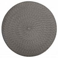 Set de table tressé - coloris gris