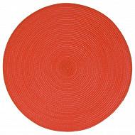 Set de table tressé - coloris rouge