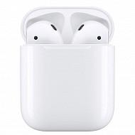 Apple Ecouteur sans fil Apple Airpods 2 avec boitier de charge MV7/N2ZM/A