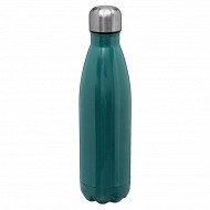 Bouteille isotherme turquoise 500 ml