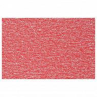 Set de table spaghetti 30 x 45 cm rouge
