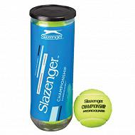 Set 3 balles tennis sous pression