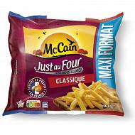 Mccain frites just au four classique 1.56 Kg