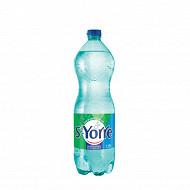 St yorre Eau minérale naturelle naturellement gazeuse  1.15l