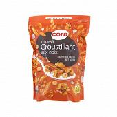 Cora muesli croustillant 4 noix 500g