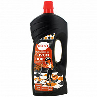 Cora nettoyant ménager multi-usages au savon noir 1.5l