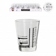 Mini verre doseur 3.5 ml